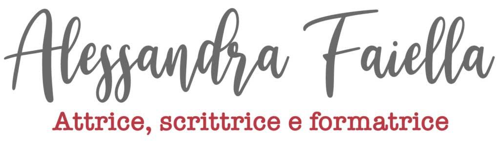 Alessandra Faiella - Attrice, scrittrice e formatrice
